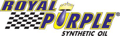 Proudly selling Royal Purple Synthetic Oil
